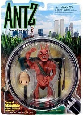 Antz General Mandible figure