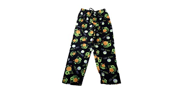 Xbox Mens Xbox 360 Microsoft Pajama Lounge Pants - Black - Large at Amazon Mens Clothing store: Pajama Bottoms