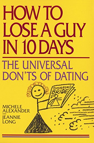 How to Lose a Guy in 10 Days: The Universal Don'ts of Dating