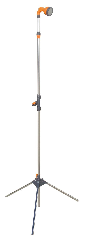 Orange//Silver JOCCA Garden Shower Model:1305