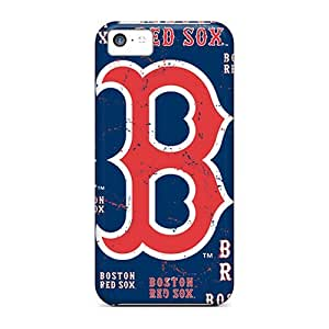 Durable Cases For The iPhone 5 5s- Eco-friendly Retail Packaging(boston Red Sox)