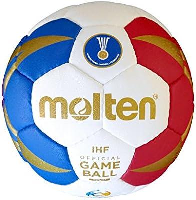 MOLTEN Squeezy réplicas de WM Francia 2017 de Balonmano, Color ...