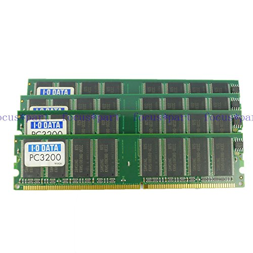 DR 400MHZ 184pin Desktop Memory Dimm Low density Ram (400mhz Dimm 184 Pin)