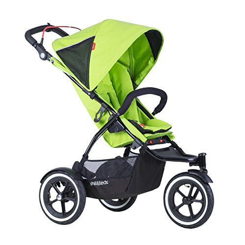 Phil and Teds Sport Stroller in Apple by phil&teds