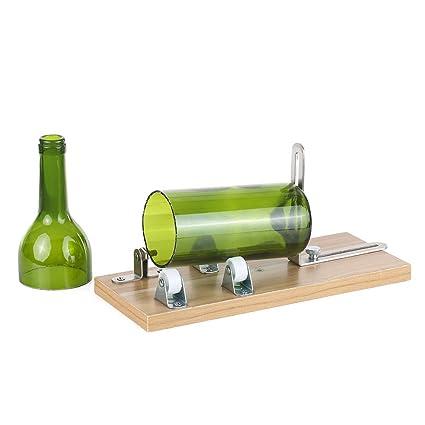 Taglia Bottiglie Di Vetro.Decdeal Taglia Bottiglie Bottiglia Di Vetro Cutter Macchina