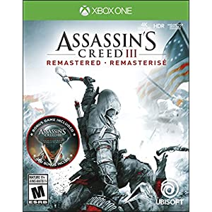 Assassin's Creed III: Remastered – Xbox One
