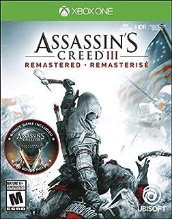 Assassin's Creed III: Remastered - Xbox One (B07NQGCG6Q) | Amazon price tracker / tracking, Amazon price history charts, Amazon price watches, Amazon price drop alerts