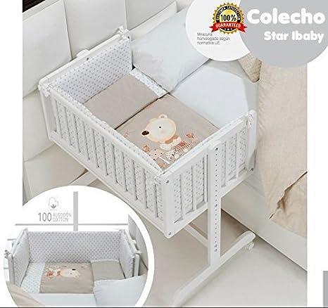 Star Ibaby Completo - Moisés colecho: Amazon.es: Bebé