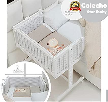 Star Ibaby Completa - Cuna colecho