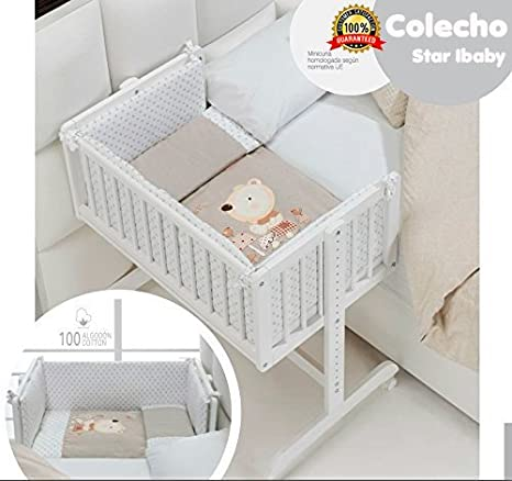 Star Ibaby Completo - Moisés colecho