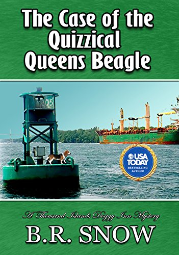 The Case of the Quizzical Queens Beagle (The Thousand Islands Doggy Inn Mysteries Book 17) cover