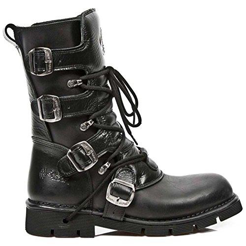New Rock Unisex-Erwachsene M 373 Heritage Stiefel & Stiefeletten BLACK, BLACK