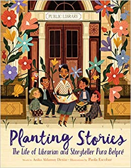 Image result for planting stories escobar amazon