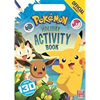 Pokemon: The Official Pokemon Holiday Activity Book