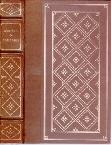 Moliere Comedies (The Oxford Library of the World's Great - Frames Franklin