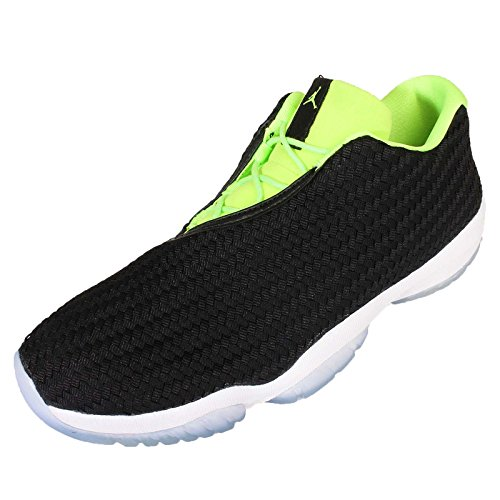 Future Low 018 Jordan de black ghost Homme Chaussures 44 green 0 Air Nike white Sport EU RCqEwqg
