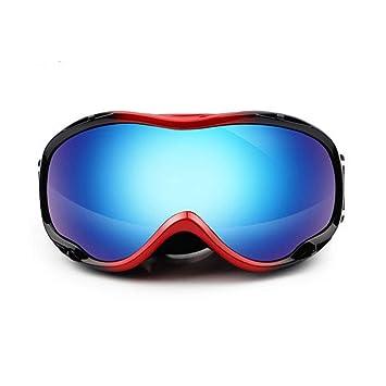 BFQY FH Gafas De Esquí Polarizadas, Gafas De Nieve Antivaho Y Antivaho De Doble Capa para Hombres Y Mujeres - Selección (Color : A): Amazon.es: Deportes y ...