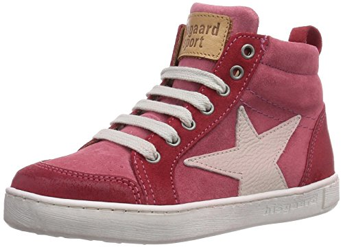 Bisgaard Shoe with laces Unisex-Kinder Hohe Sneakers Pink (15 Pale)