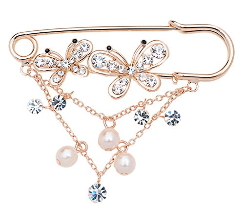 Maikun Butterfly Diamante Ornament Safety product image