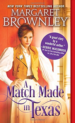 book cover of A Match Made in Texas