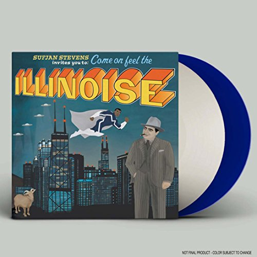 Illinois: Special 10th Anniversary Blue Marvel Edition (Limited Edition) (2xLP Blue/White Vinyl)) ()