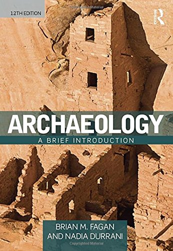 Archaeology:Brief Intro. (Pb)