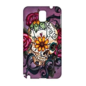 Beautiful flowers 3D Phone For SamSung Note 4 Case Cover
