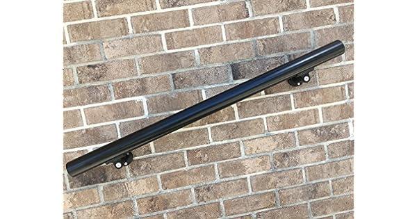 Amazon.com: B52 Negro Aluminio Escaleras Kit 4 ft y 1.97 ...