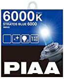 PIAA halogen bulb [Stratos Blue 6000K] H7 12V55W 2 pieces HZ506