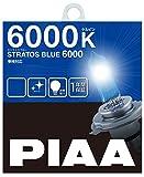 PIAA halogen bulb [Stratos Blue 6000K] H7 12V55W 2 pieces HZ506