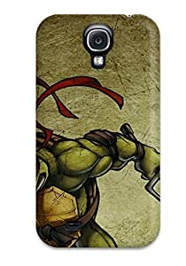 Perfect Teenage Mutant Ninja Turtles 10 Case Cover Skin For Galaxy S4 Phone Case