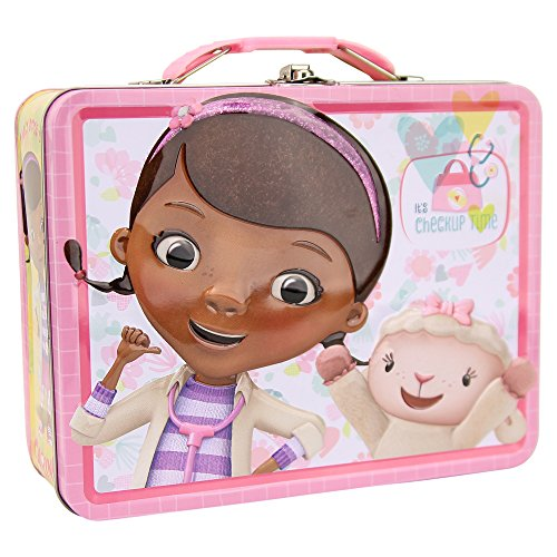 - Kids Character Tin Lunchbox (6