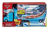 Juguetes Best Deals - Mattel Disney DHF52 - vehículos de juguete (Azul, De plástico, Niño, Push-forward (friction) motor, Interior)