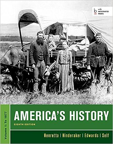 Amazon americas history volume i 1 ebook james a henretta americas history volume i 1 8th edition kindle edition fandeluxe Gallery