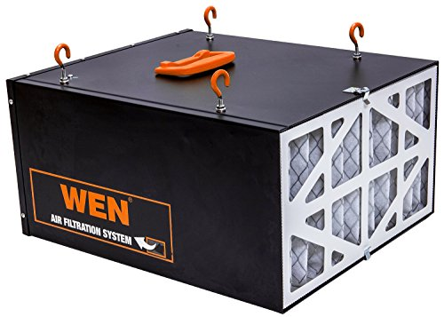 WEN 3410 3-Speed Remote-Controlled Air Filtration System by WEN (Image #2)'