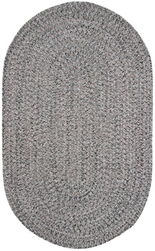 Dean Light Gray Indoor Outdoor Non Skid Carpet Stair