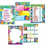 owl birthday chart for classroom - * OWL STARS CHARTS COMBO PACK