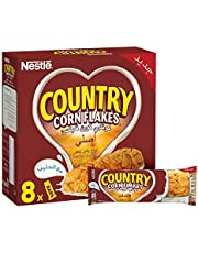 Nestle Country Cornflakes Bar 8X20 gm (Yellow)