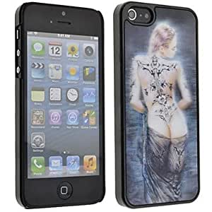 3D Beauty Hard Case for iPhone 5/5S