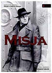Misja (DVD 2 disc) serial TV