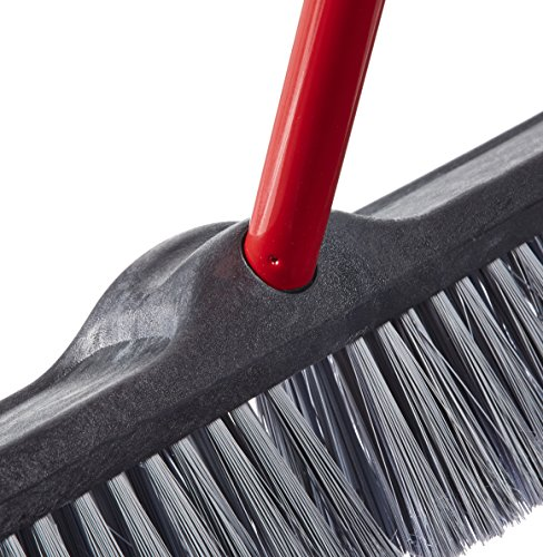 AmazonBasics 18-inch Push Broom Kit, Medium Floor - 6-Pack by AmazonBasics (Image #4)