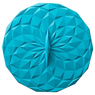GIR: Get It Right Premium Silicone Round Lid, 8 Inches, Teal