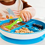 Munchkin 6 Piece Fork and Spoon Set 10 <p>Young kids love emulating mom and dad, and with Munchkin's toddler Multi Forks and Spoons, they can be just like their favorite grownups at the dinner table. The pack includes 3 forks and 3 spoons that are designed to aid self feeding. The large curved handles are designed to make scooping easier and the fork tines are rounded for safety. BPA free and top rack dishwasher safe. Great for boys and girls 12 months and up. Set includes 3 toddler forks and 3 toddler spoons Colors include blue, green and orange Rounded fork tines and spoon for safe self feeding Large handles are easy for toddlers to hold BPA free, top rack dishwasher safe, 12 months and up</p>