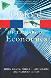 img - for A Dictionary of Economics - International Edition book / textbook / text book