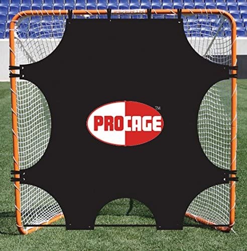 Trigon Sports Lacrosse Goal Target - Best For Practice