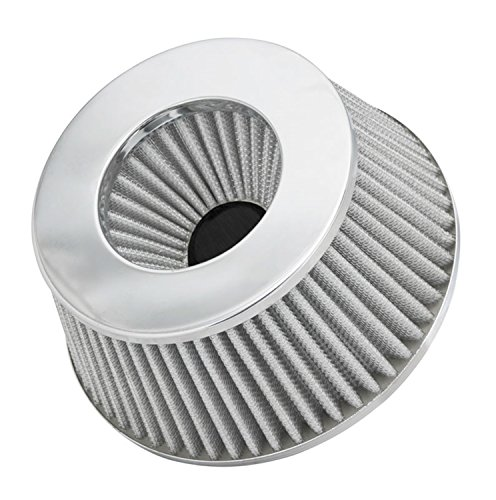 Spectre Performance 8168 White Small Cone Air Filter