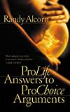 As politicians, citizens, and families continue the raging national debate on whether it's proper to end human life in the womb, resources like Randy Alcorn's Prolife Answers to Prochoice Arguments have proven invaluable. With over 75,000 copies in p...