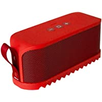 Jabra SOLEMATE Wireless Bluetooth Portable Speaker - Red