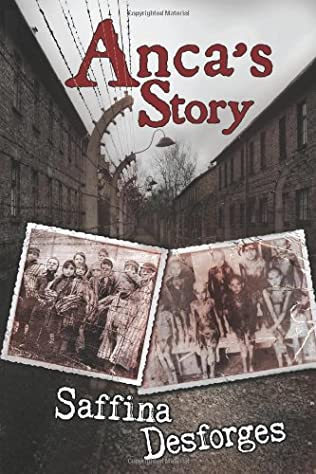 book cover of Anca\'s Story