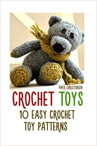 Lovable Amigurumi Toys: 15 Doll Crochet Projects by Lilleliis ... | 499x333
